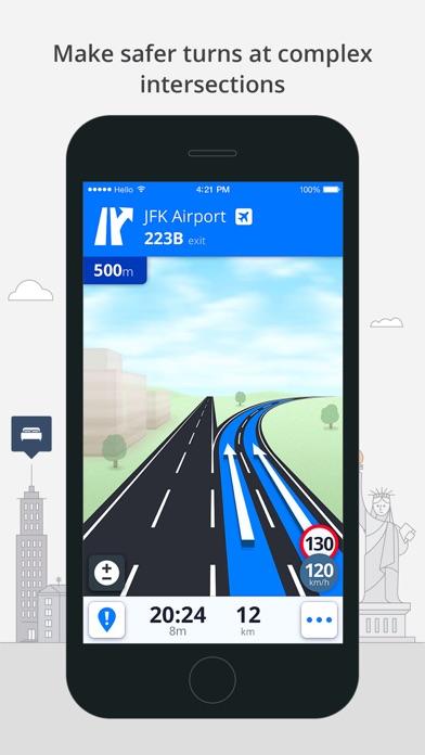 Screenshot #10 for Sygic Iraq: GPS Navigation