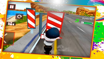 Insane Moto Bike Race screenshot 3