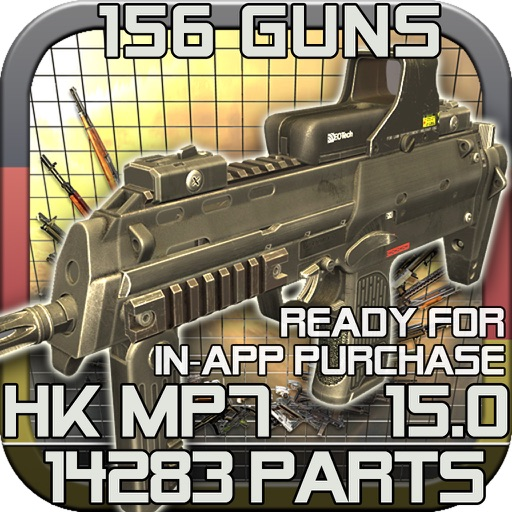 3D枪械拆解2app icon图
