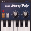 KORG iMono/Poly 应用 的iPhone / iPad