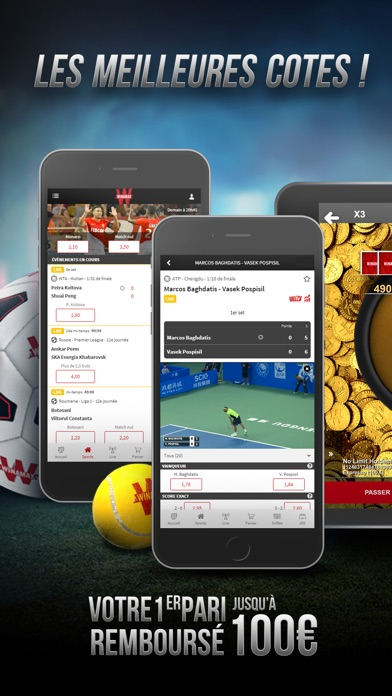 download Winamax apps 1