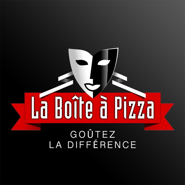 la boite a pizza dans l app store. Black Bedroom Furniture Sets. Home Design Ideas