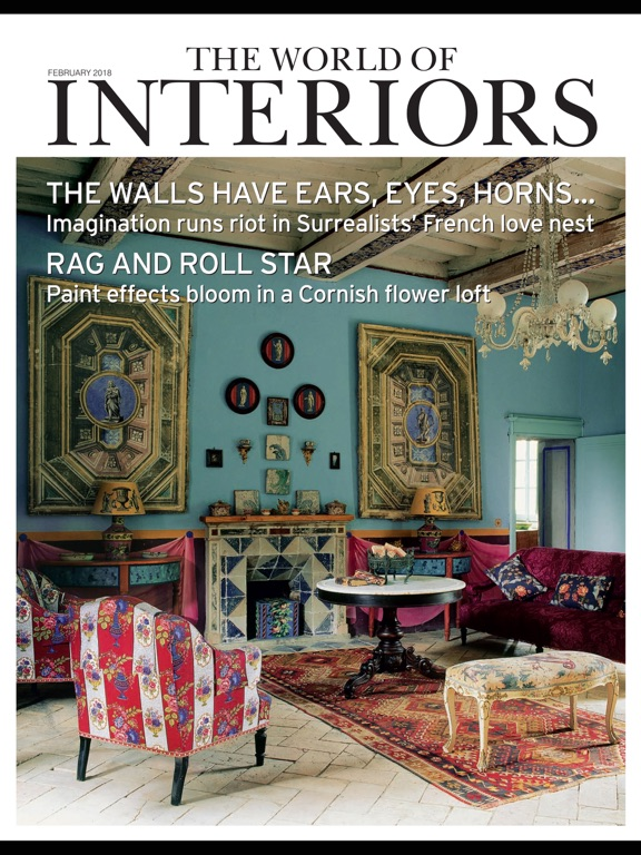 The World Of Interiors On App Store