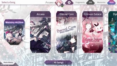 Arcaea Screenshots