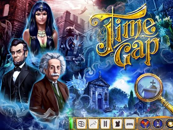 Time Gap: Поиск Предметов на iPad