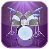 真實架子鼓: 虛擬架子鼓