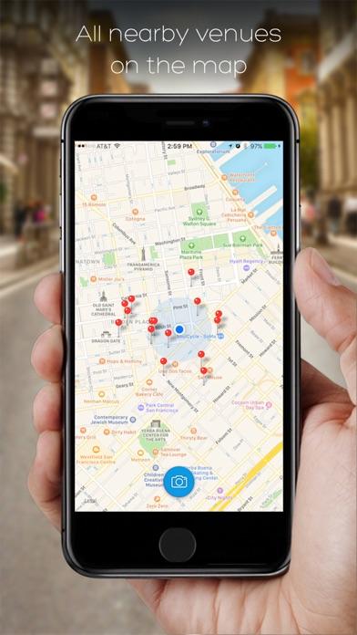 Around-U AR: Anything Near You Screenshots