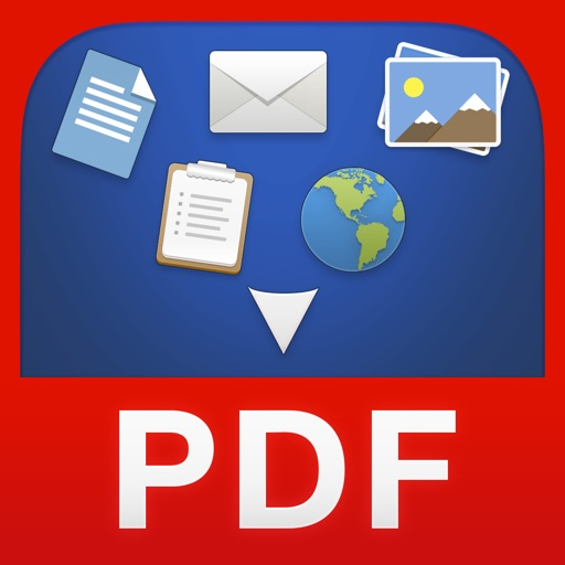 how to save a file as a pdf on ipad