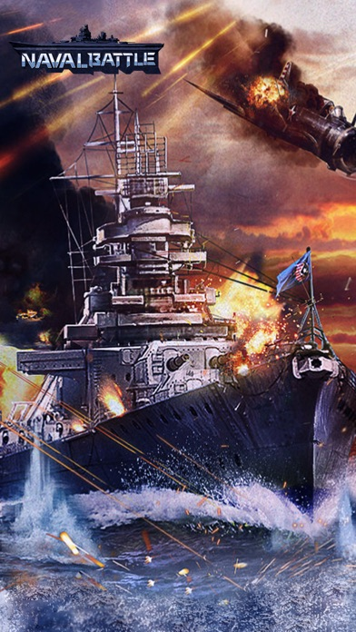 Naval Battle:معركة بحرية كبيرة screenshot 5