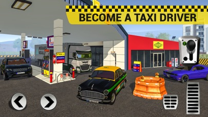 download Taxi Cab Driving Simulator apps 0
