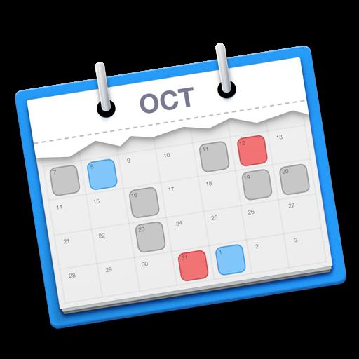 Work Schedule - Staff Timetable Planner for Mac