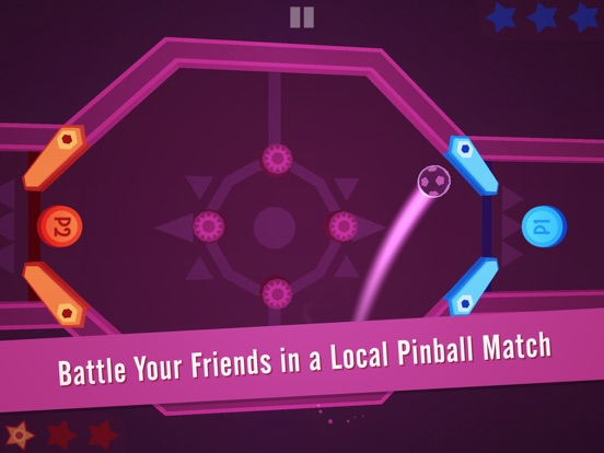 Screenshot 2 Battle Pinball