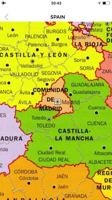 Espagne Guide de VoyageCapture d'écran de 5