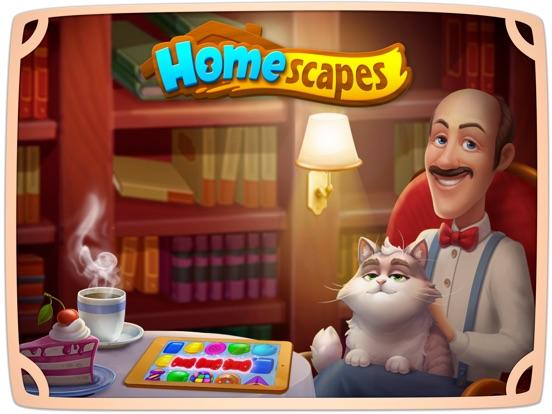 Screenshot 5 Homescapes