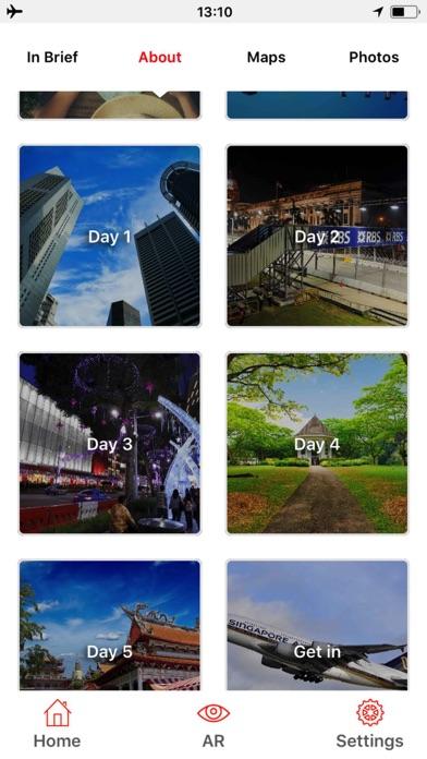 Singapour Guide de VoyageCapture d'écran de 2