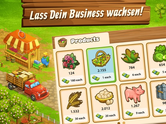 Screenshot 4 Big Farm: Mobile Harvest