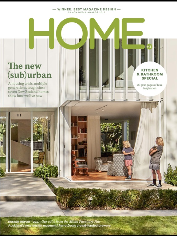 HOME Magazine NZ On The App Store