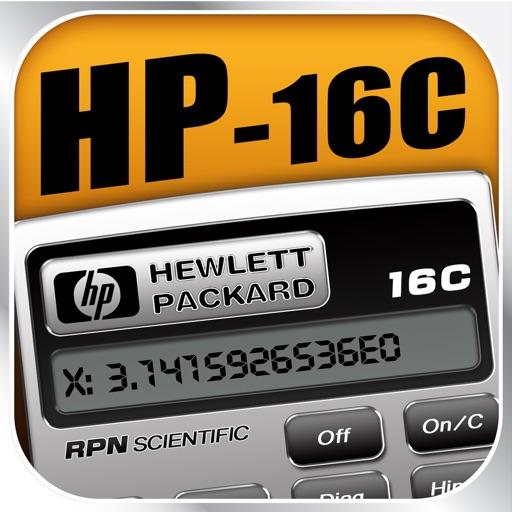 HP-16C Programmable Calculator iOS App