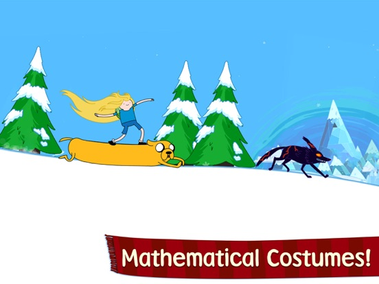 Ski Safari: Adventure Time Screenshots