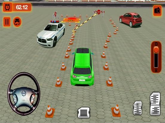 Modern Speed Car Parking City screenshot 6