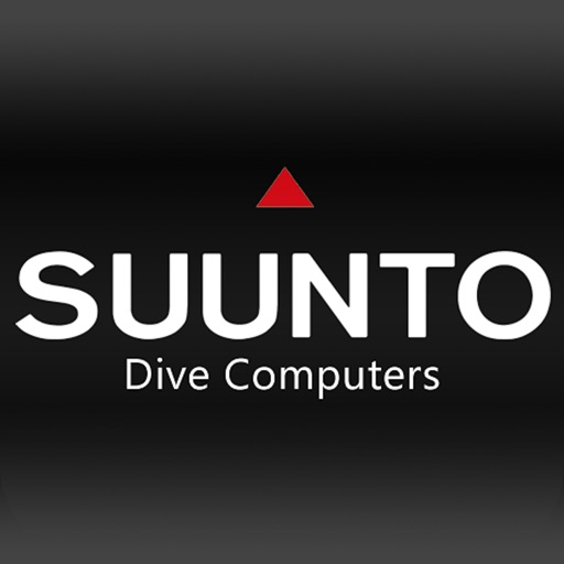 Suunto Dive Computers app icon图