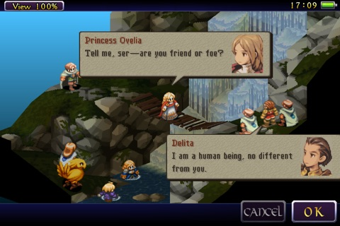 FINAL FANTASY TACTICS: THE WAR OF THE LIONS screenshot 3