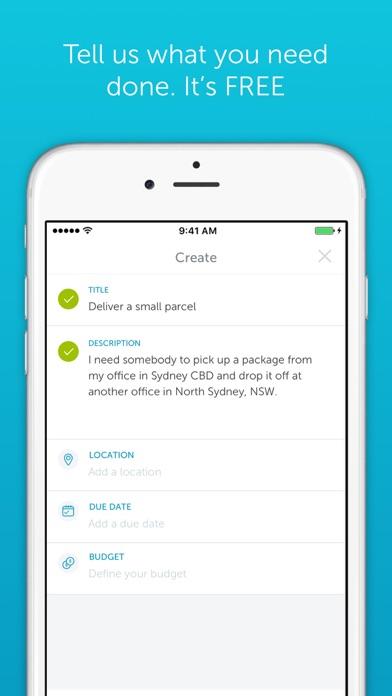 Airtasker iOS Application Version 4 23 2 - iOSAppsGames