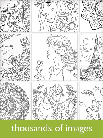 Colorfy: Coloring Book & Arts screenshot 3