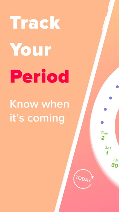 download Period Tracker App - Eve appstore review