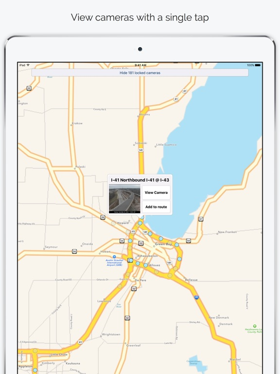 RoadCam - Traffic Cameras on the App Store