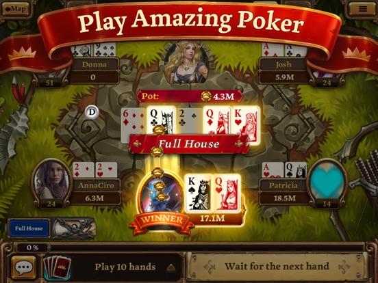 Scatter texas holdem poker app voor iphone ipad en ipod for Big fish casino cheats 2017
