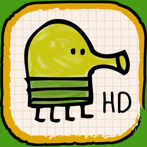 涂鸦跳跃高清版:Doodle Jump HD