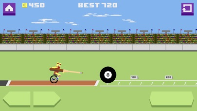 Unicycle Hero screenshot 2