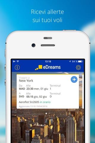 eDreams-Flights, Hotels & Cars screenshot 2