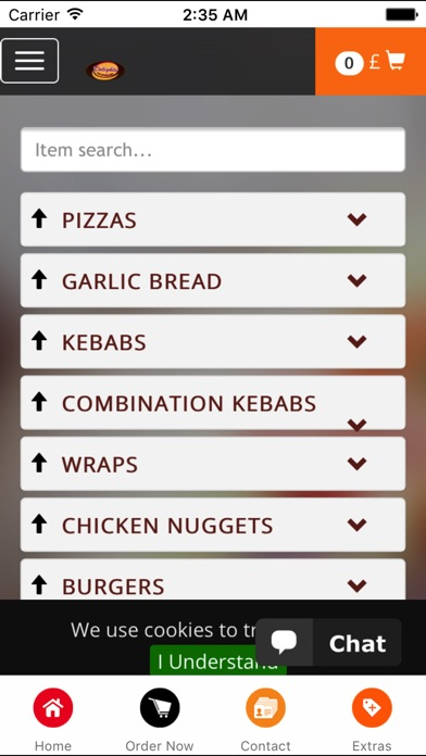 Delight Pizza And Kebab screenshot 3