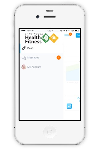 Chautauqua Health and Fitness screenshot 2