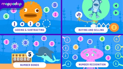 download Moppa Maths: Counting for kids apps 4