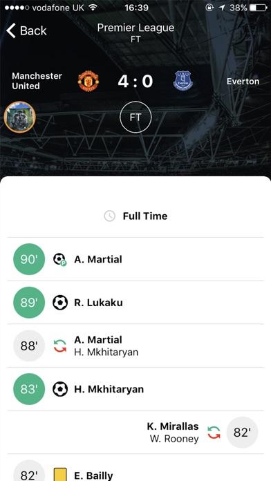 Last Man Standing - Football screenshot 3