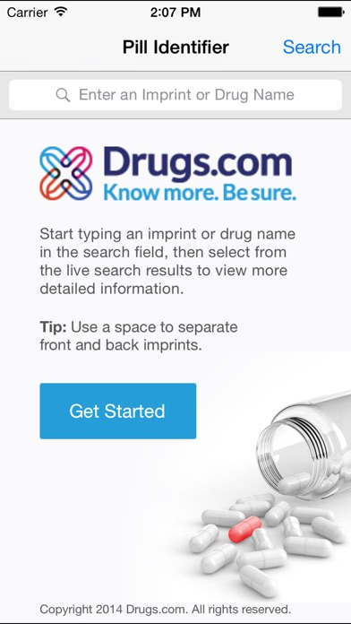 download Pill Identifier by Drugs.com apps 1