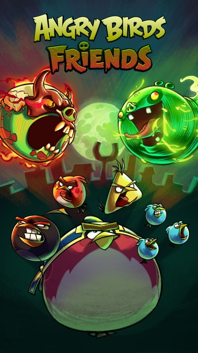 Angry Birds Friends Screenshots