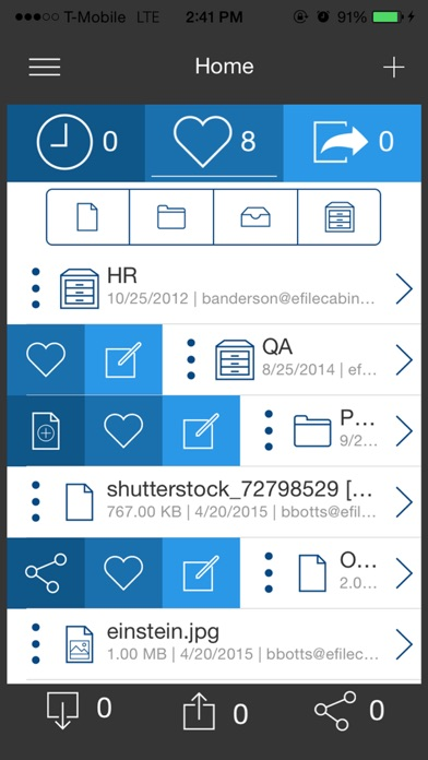 eFileCabinet Online on the App Store