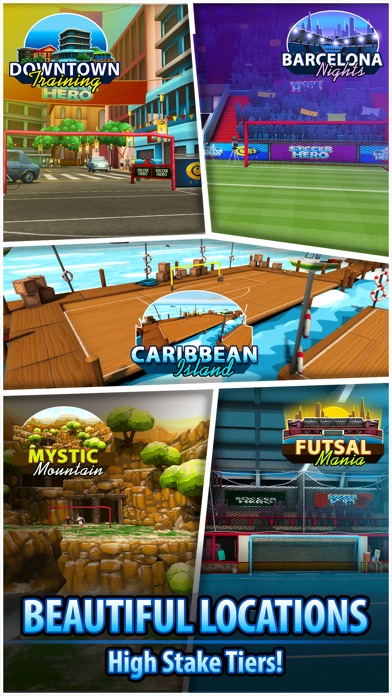 Soccer! Hero - Football Games Screenshot 3