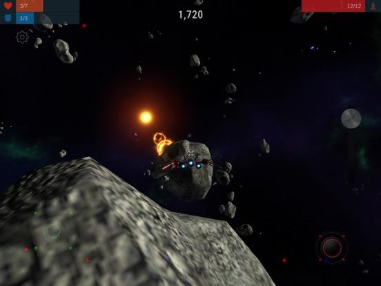 Asteroids3D - Endless Screenshots