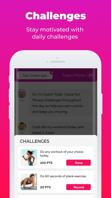 Exert: Weight Loss Challenge by RallyAll, Inc