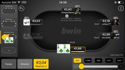 bwin: Poker en Ligne iPhone