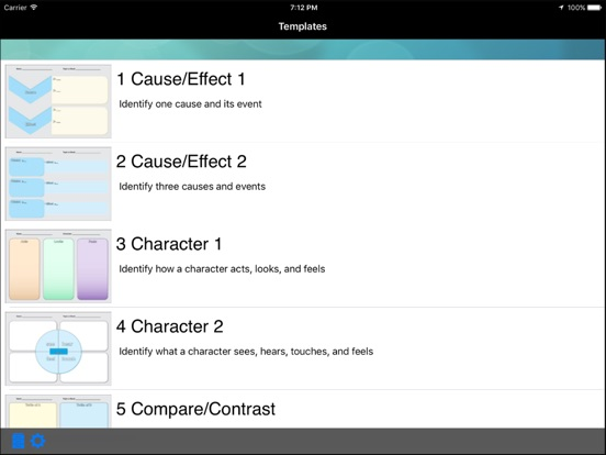iPad Screenshot 1