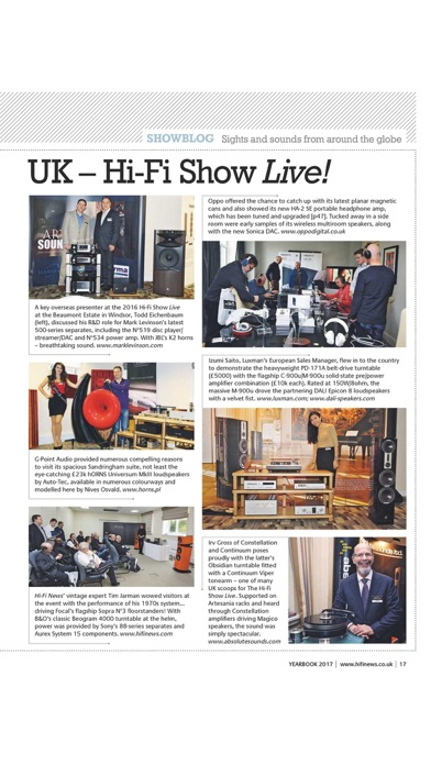 Hi Fi News And Record Review Magazine review screenshots