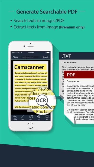 CamScanner Screenshot