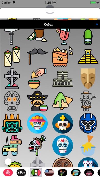 download Mexique Emojis et Autocolla apps 0