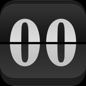 OneClock – A Lasting And Simple Flip Clock [iOS]